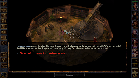 Baldur's Gate Enhanced Edition Screenshot 1
