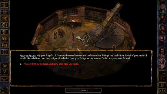 Baldur's Gate Enhanced Edition Screenshot 41