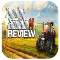 Farming Simulator 14 Review icon