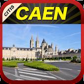 Caen Offline Map Guide