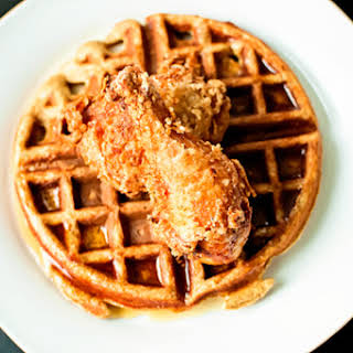 Fried Chicken & Waffles.