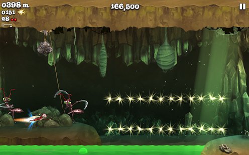 Firefly Runner Screenshot 10