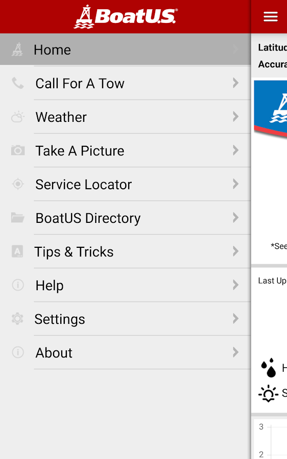 BoatUS - screenshot