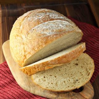 Artisan Rye Bread.