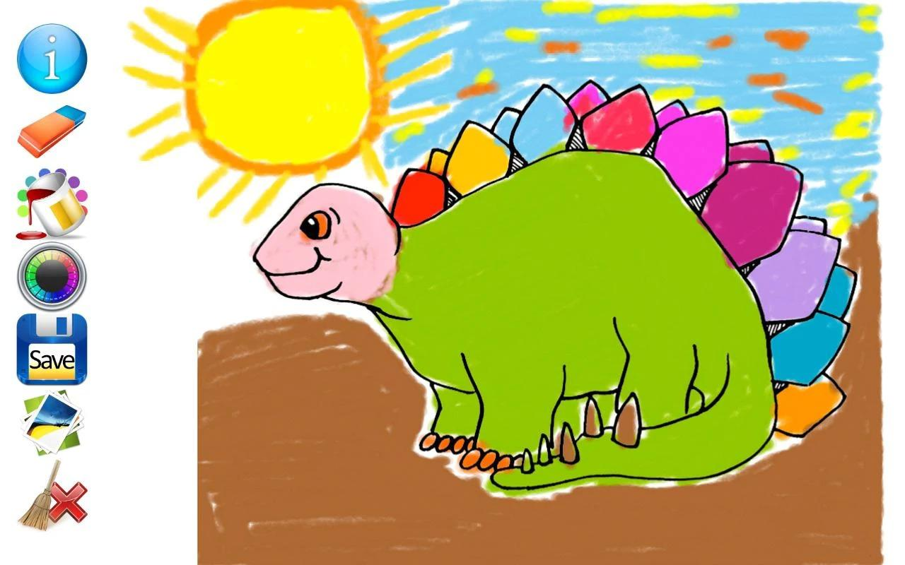 animals coloring pages screenshot