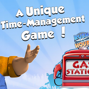 Gas Station – Rush Hour! v1.0 APK