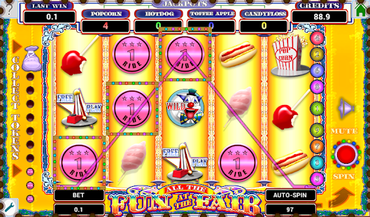 All The Fun At The Fair Slot- screenshot thumbnail
