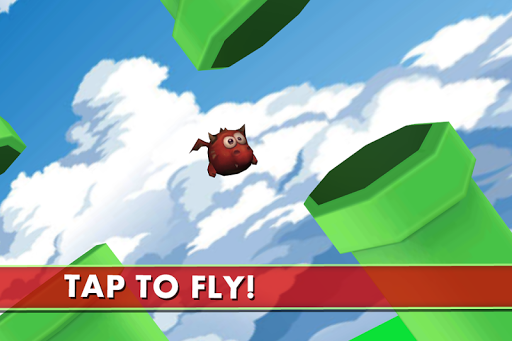 FLYING DRAGON – TAP TO FLY