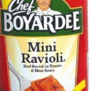 Chef Boyardee Tomato Sauce (Copy Cat)
