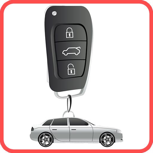 虚拟汽车钥匙模拟器 娛樂 LOGO-玩APPs