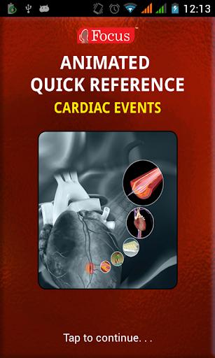 AQR - Cardiac events