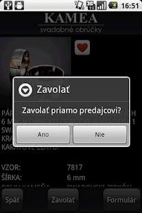 Svadobne Obrucky- screenshot thumbnail