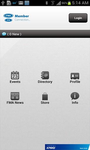 FMA TPA Members Mobile App