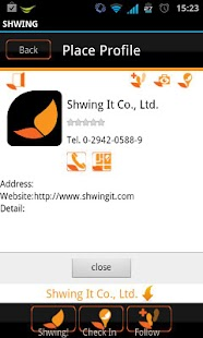 Shwing - screenshot thumbnail