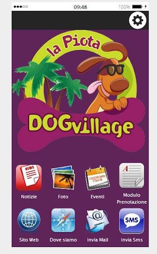 La Piota Dog Village