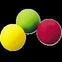 Furious balls icon