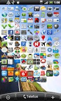 Screenshot of AppWall