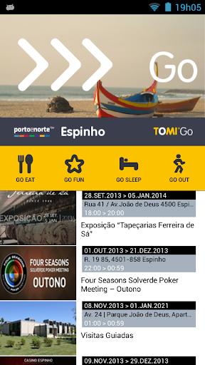 TPNP TOMI Go Espinho