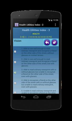 Health Utilities Index - 3