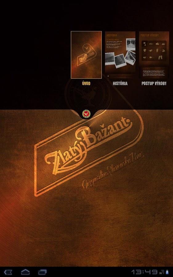 Zlatý Bažant HD- screenshot