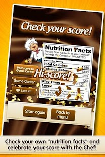 Chocolate Mania Free - screenshot thumbnail