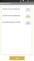 Screenshot of Pakke Tracer Pro