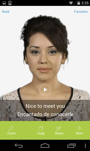Spanish Video Translation