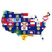 Know Your State Flags Quiz