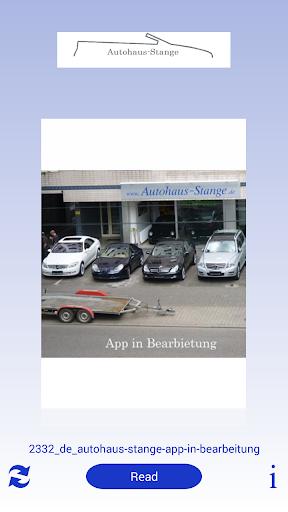 Stange Automobile