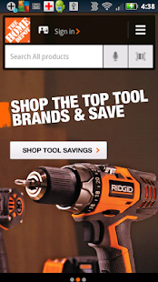 The Home Depot - screenshot thumbnail
