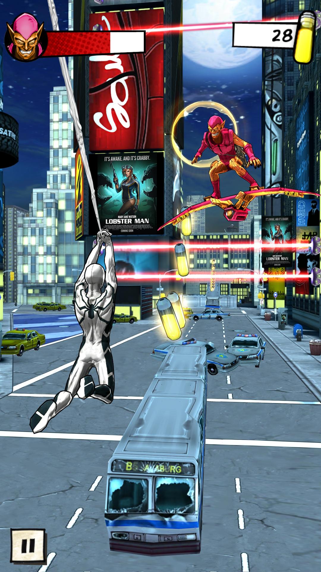 Spider-Man Unlimited screenshot #6