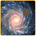 Space Galaxy LWP icon