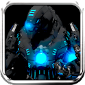 ROBOT MEGA SHOOTER DIAMOND icon