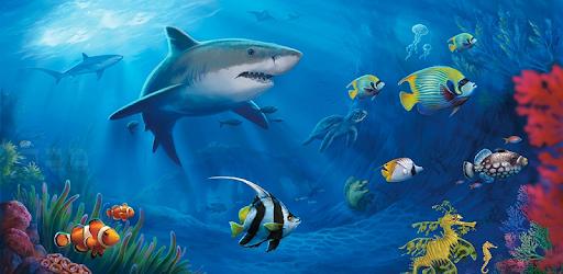 Descargar Fondo De Pantalla En Vivo Del Acuario Marino Para Pc Gratis última Versión Com Prs Lwp Seaaquarium