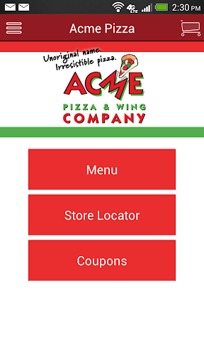 Acme Pizza Wing Company