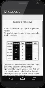 Namazi - Shqip- screenshot thumbnail