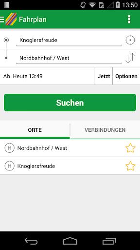 INVG Fahrinfo Ingolstadt