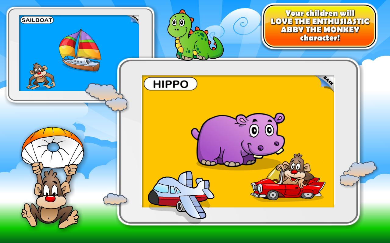 Kids Shape Puzzle for Toddlers- screenshot