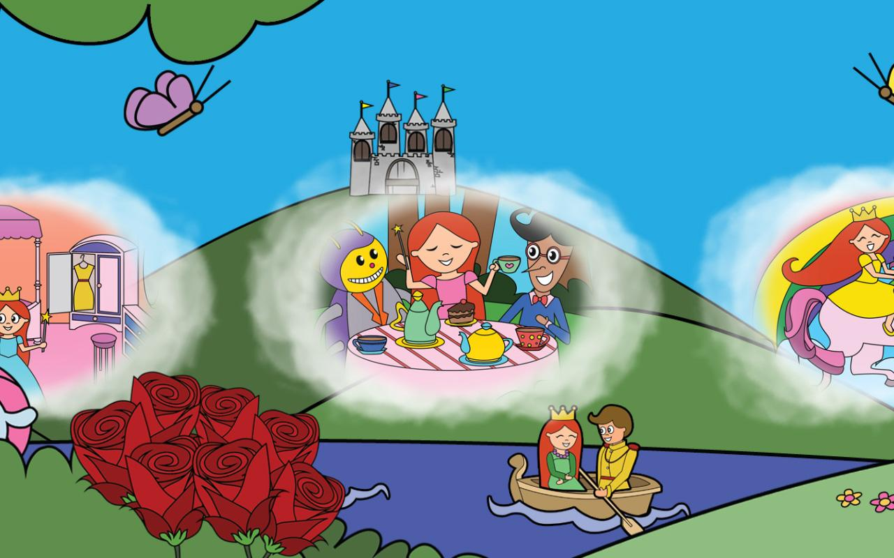 princess games for girls games free kids puzzles android apps on