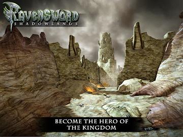 Ravensword: Shadowlands 3d RPG Screenshot 6