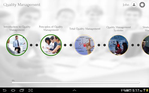Learn Quality Management- screenshot thumbnail