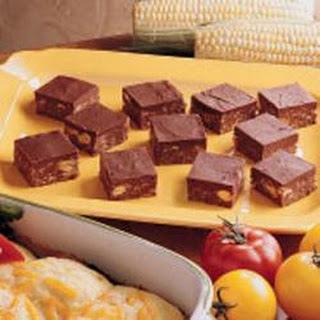 Crispy Chocolate Squares