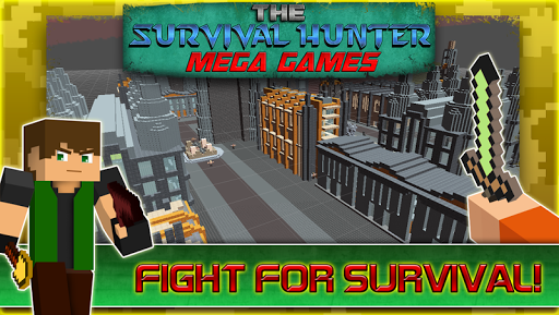 動作必備APP下載|The Survival Hunter MEGA Games 好玩app不花錢|綠色工廠好玩App