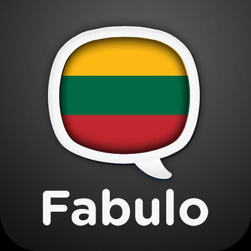 Learn Lithuanian - Fabulo LOGO-APP點子