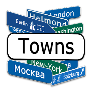 Towns, play and learn for PC and MAC