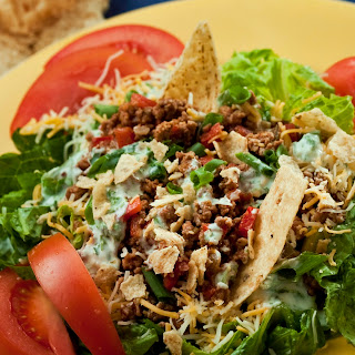 Taco Tuesday! Quick 'n Healthy Taco Salad