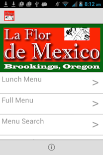 La Flor De Mexico- screenshot thumbnail