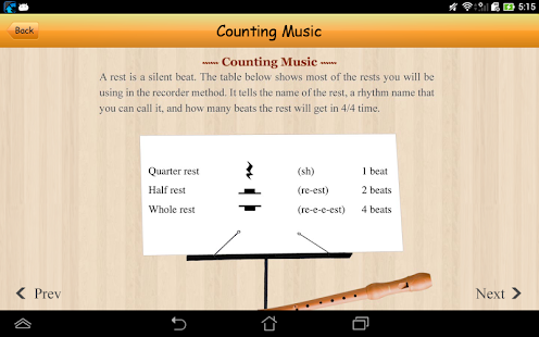 Learn and Play Recorder- screenshot thumbnail