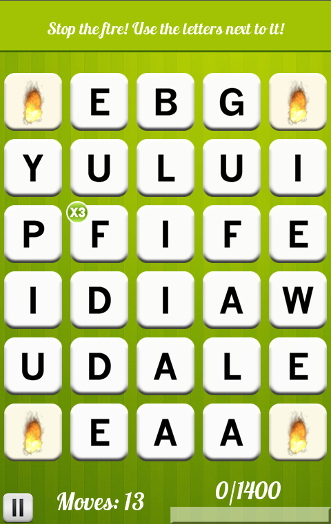 Word Hunter- screenshot