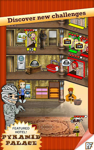 Hotel Dash 1.25.30 screenshots 5